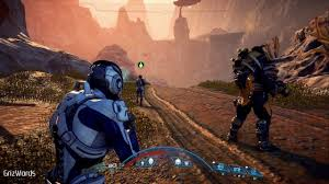 mass effect andromeda pc squad profiles in combat youtube