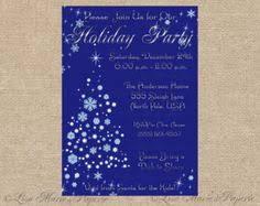 christmas party invitation handmade digital invite christmas