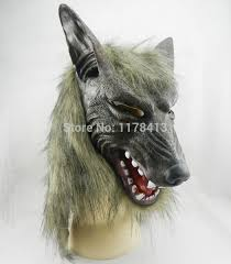 Werewolf Halloween Costume Mask Party Picture Detailed Picture Werewolf Mask