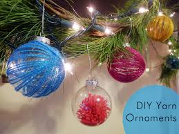 diy glass ornaments do it your self diy
