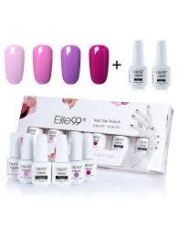 nail polish 01 soak off uv led gel polish elite99 8ml nail art