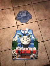 Thomas Train Halloween Costume 2t Thomas Tank Engine Costume Ebay