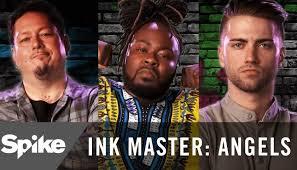 golden gate elimination sneak peek ink master