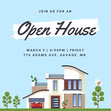 open house invitation real estate open house invitation wording stuva templates
