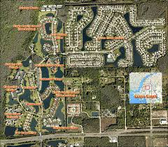Map Ft Myers Fl Wyldewood Village At Cross Creek Real Estate Fort Myers Florida Fla Fl