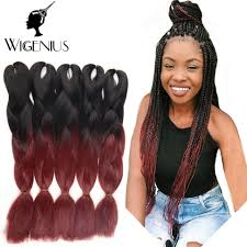 how much is expression braiding hair ombre kanekalon synthetic hair expression braiding hair brands two