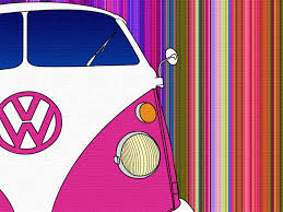 volkswagen camper pink camper wallpapers widescreen wallpapers of camper wp kgq 367