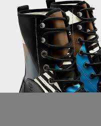 hunter men u0027s original dazzle canvas commando boots in blue for men