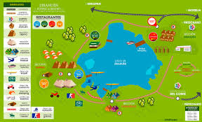 Morelia Mexico Map by Zirahuen Forest U0026 Resort Cabins On Michoacan State