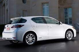 lexus ct200h reliability 7 great cpo hybrid cars for 20 000 autotrader