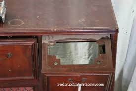 trashy tuesday how to makeover a vintage stereo cabinet