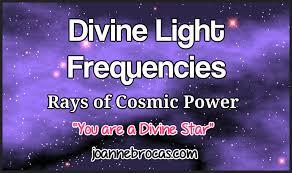 Divine Light Seven Divine Light Frequencies