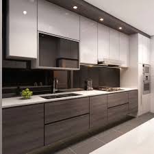 latest modern kitchen designs furniture elegant modern kitchen design latest images and decor