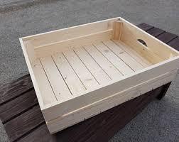 wooden toy garage etsy