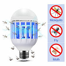 insect killer light bulb amazon com mosquito killer light bulb 2 in 1 electronic insect bug