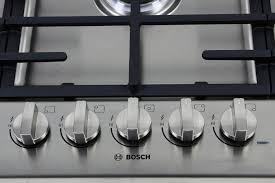 Bosch Induction Cooktop Review Bosch Ngm8655uc 36 Inch Gas Cooktop Review Reviewed Com Ovens