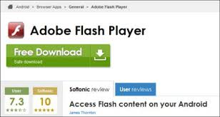 android adobe flash player how to play flash on android devices