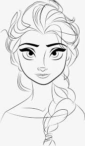 free printable elsa coloring pages kids coloring pages