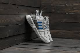 Cushion Core Adidas Eqt Cushion Adv Blue Core Black Core White Footshop