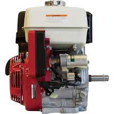 honda horizontal ohv engine with electric start u2014 389cc gx series