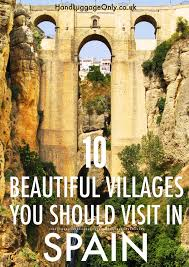 10 beautiful villages in spain that you may not have heard of but
