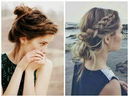 loose bun hairstyle popular long hairstyle idea