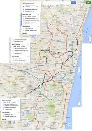 Bangalore Metro Map Phase 3 by Chennai Metro ச ன ன ம ட ர ரய ல Page 637