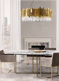 Luxury Interior Design Dining Room Lighting Ideas For A Luxury Interior Net Lights