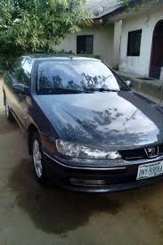 reg peugeot 406 u0026 honda accord 2000 mod bulldog in port harcourt