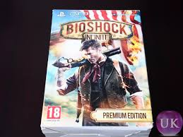 peachuk bioshock infinite ps3 premium edition u0026 limited edition guide