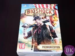 peachuk bioshock infinite ps3 premium edition u0026 limited edition guide