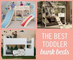 The  Coolest Bunk Beds For Toddlers - Pink bunk beds for kids
