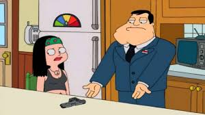 American Dad Meme - stan smith on gun control american dad guns don t kill youtube