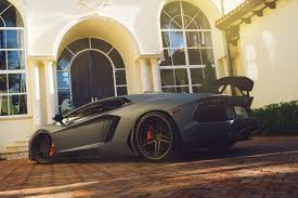 Lamborghini Aventador All Black - adv 1 wheels 1 of 1 special edition lamborghini aventador lp700