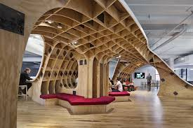 clive wilkinson architects office archdaily