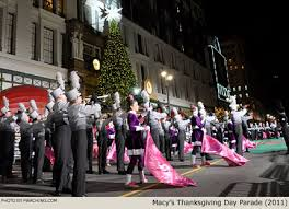 photo essay a day in the of a macy s parade marching band