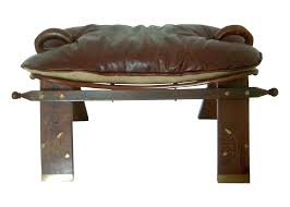 vintage u0026 used leather benches chairish