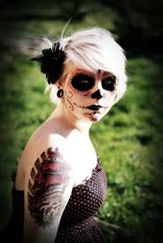 Girls Halloween Makeup The 25 Best Dead Costume Ideas On Pinterest Dead