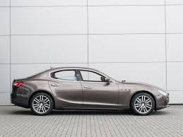 maserati sedan black used 2017 maserati ghibli v6d 4dr auto for sale in swindon