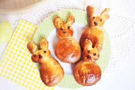 backen mit kindern rezept für süße hefe osterhäschen babyartikel