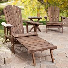 Wooden Adirondack Chairs On Sale Coral Coast Big Daddy Reclining Tall Wood Adirondack Chair With