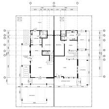 semi detached house floor plan curtin water 2012 double storey semi detached house kalista type a