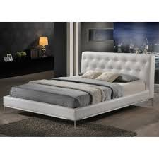 buy platform beds with tufted headboard from bed bath u0026 beyond
