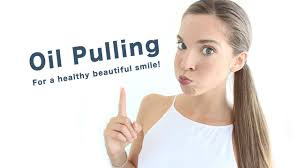 Oil Pulling Before Bed How To Oil Pull For Naturally White Teeth U0026 A Healthy Body Youtube
