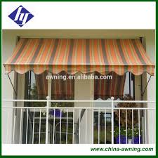 Awning Remote Control Alibaba China Remote Control Retractable Awning Sun Shade Anwings