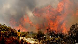 Wildfire Davis Ca by Firefighters Gain Ground On 2 Big California Blazes But A 3rd