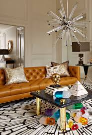 Jonathan Adler Home Decor The Jonathan Adler Jacques Sputnik Chandelier And A Scattering Of