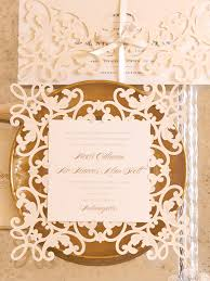 cricut projects and ideas embossed card wedding invitation this