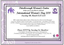 Silver Anniversary Invitation Cards Beautiful International Women U0027s Day Celebrations Invitation And