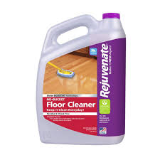Laminate Floor Care Rejuvenate 128 Oz Floor Cleaner Rj128fc The Home Depot